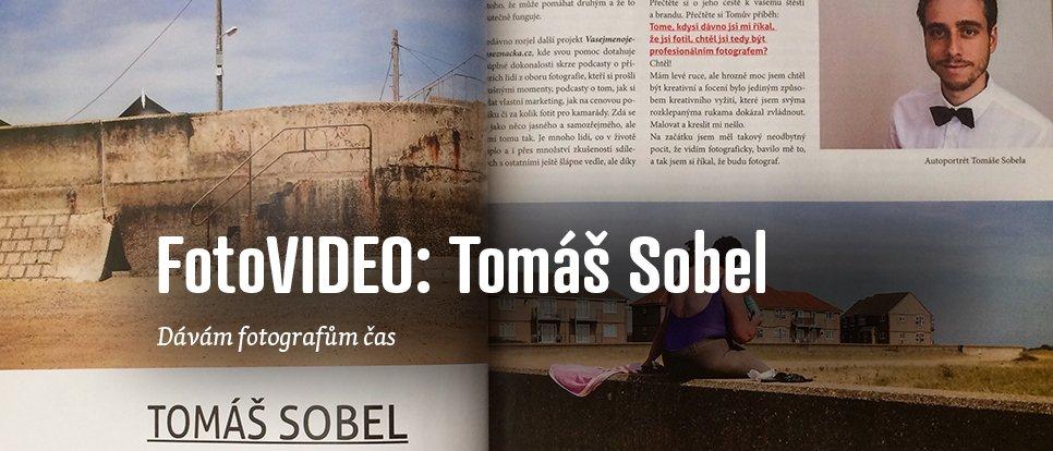 Článek o #VašeJménoJeVašeZnačka v červencovém čísle časopisu FotoVIDEO
