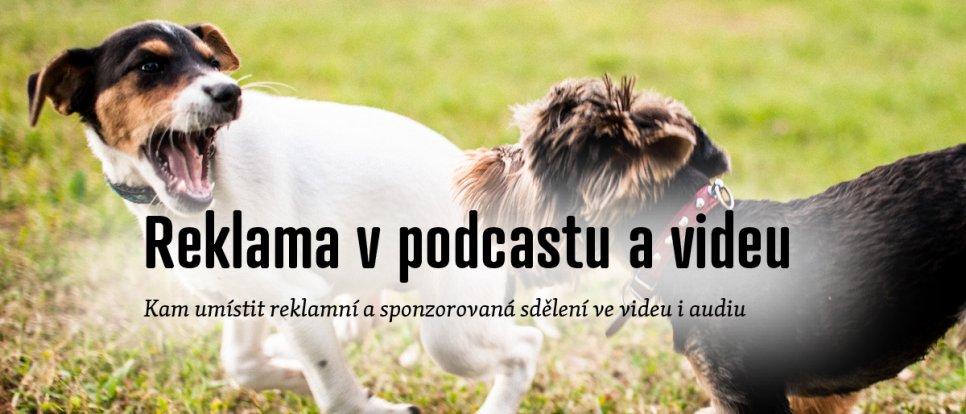 Reklama v podcastu, kam umístit sdělení od sponzora a jaký mám na reklamu v kreativní tvorbě názor